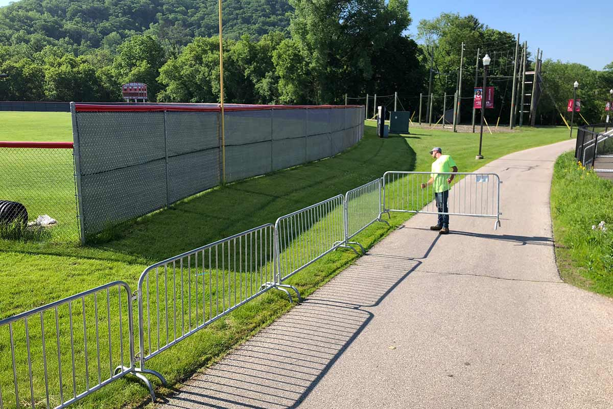 Event Fencing In WI, MN & IA